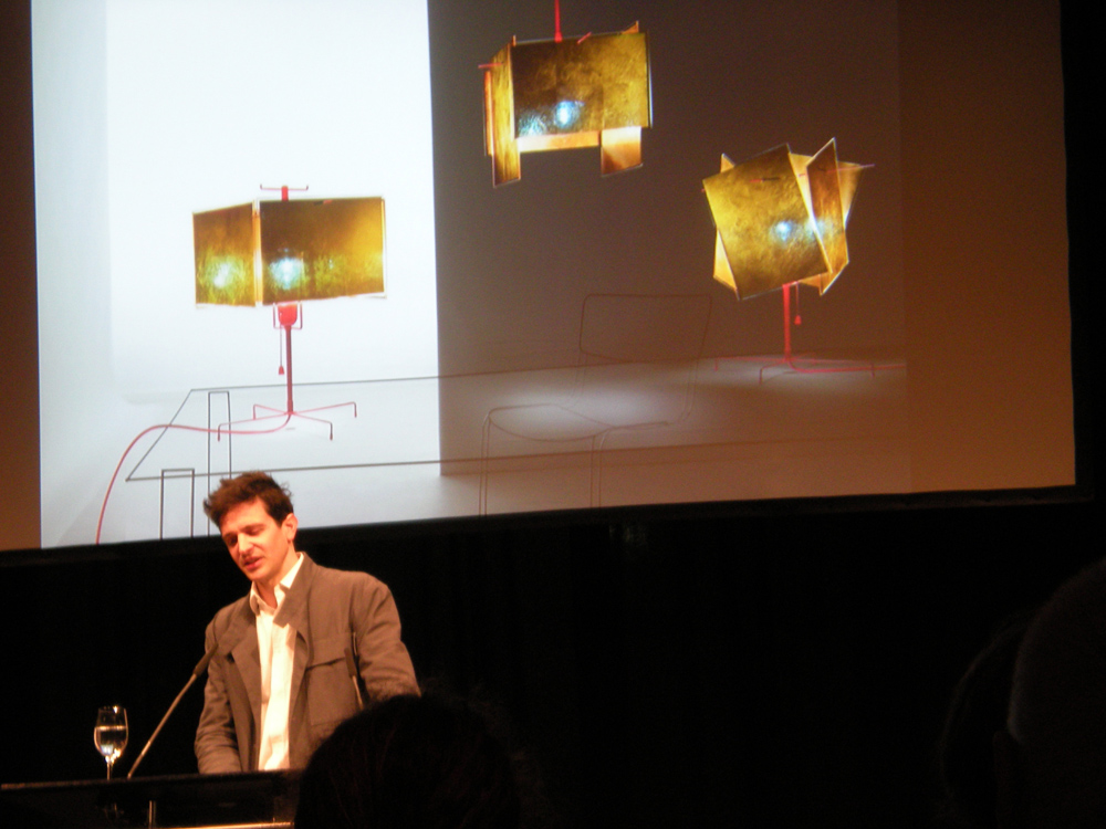 Axel Schmid - Licht als Produkt und Projekt