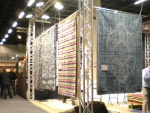 Neue Teppichdesigns
