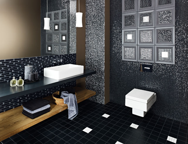 mosaikfliesen. Black Bedroom Furniture Sets. Home Design Ideas